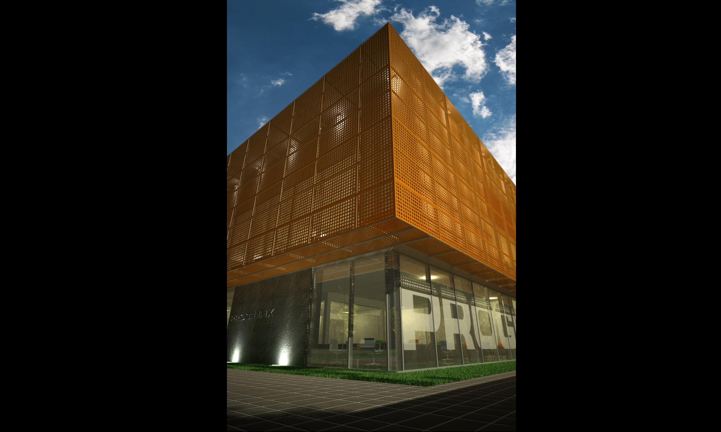 Prografix-Nowy Budynek